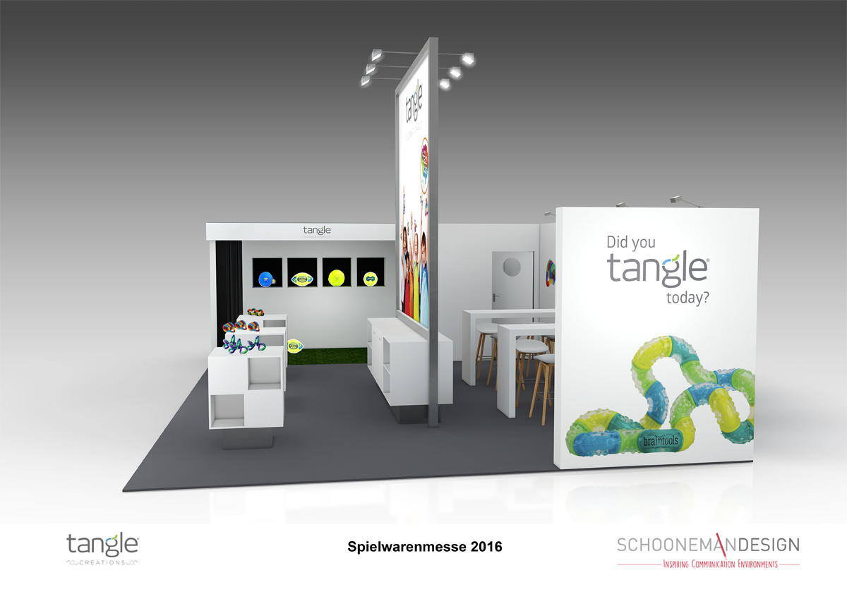 Tangle - Standbouw.Amsterdam - portfolio