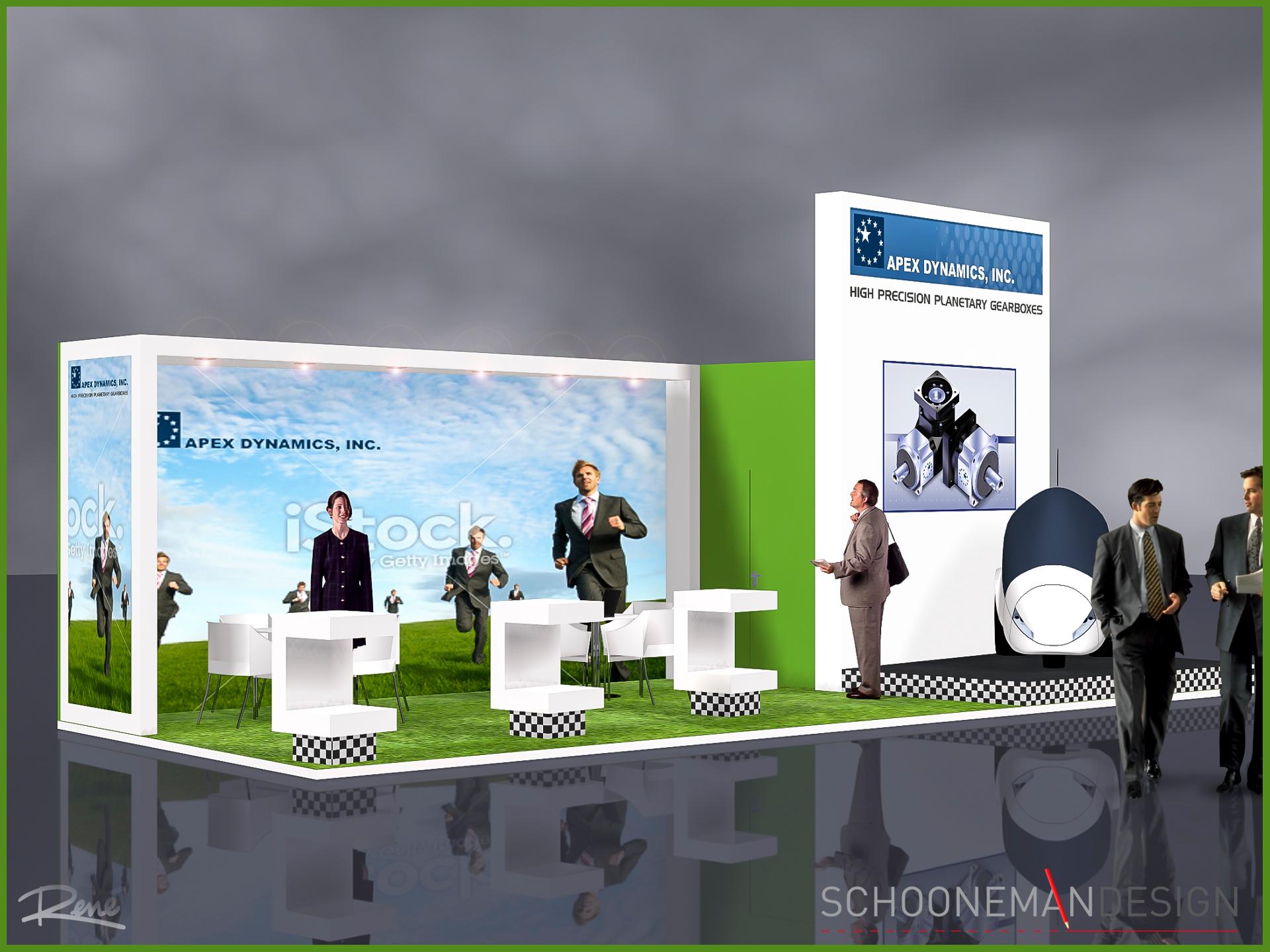 Apex - Standbouw.Amsterdam - portfolio