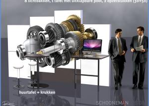 Gearbox - Standbouw.Amsterdam - portfolio