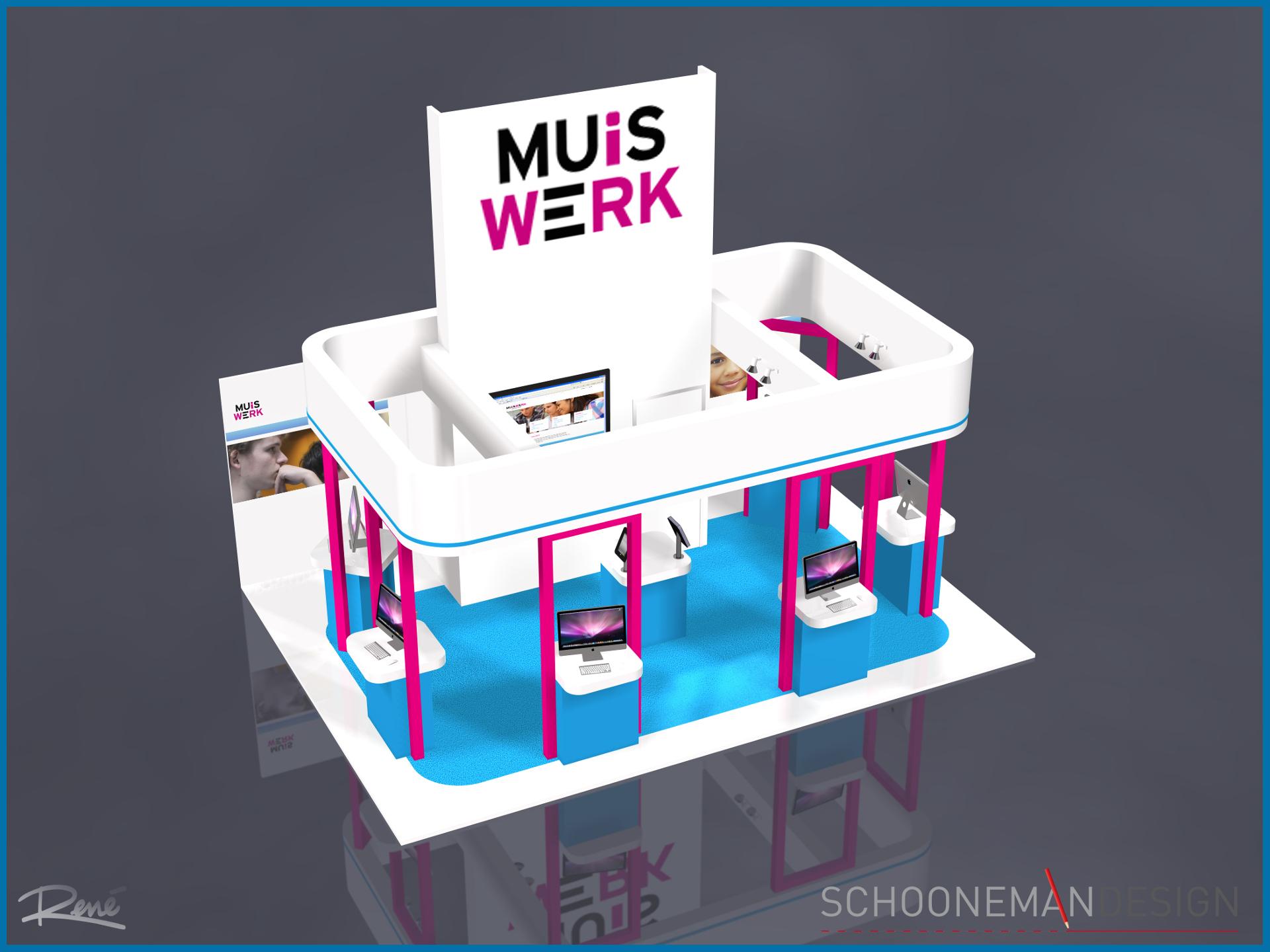 MuisWerk - Standbouw.Amsterdam - portfolio