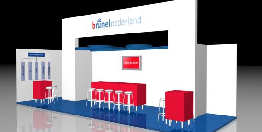 Brunel - Standbouw.Amsterdam - portfolio