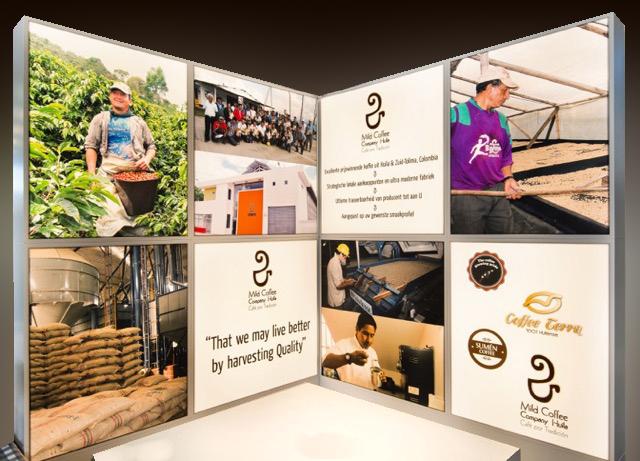 The Mild Coffee Company - Standbouw.Amsterdam - portfolio